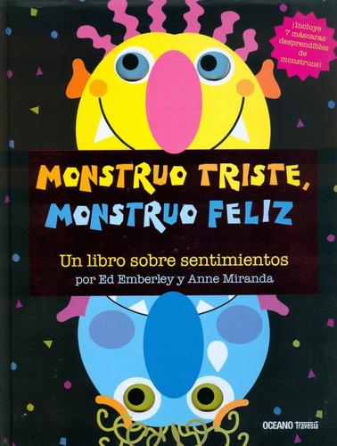 Monstruo Triste Monstruo Feliz - Océano