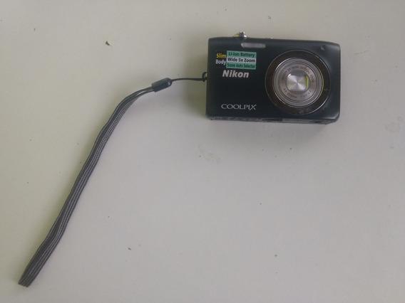 Câmera Digital Coolpix S2600
