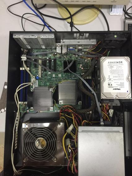 Placa Mãe Para Servidor Intel Server Board S5500bc