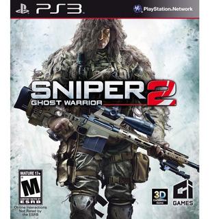 Sniper Ghost Warrior 2 Ps3 Digital Torrbian Gamestore