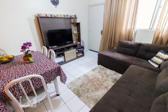 Apartamento No 4º Andar Com 2 Dormitórios E 1 Garagem - Id: 892988936 - 288936