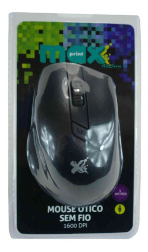 Mouse Sem Fio  Mouse Wireless