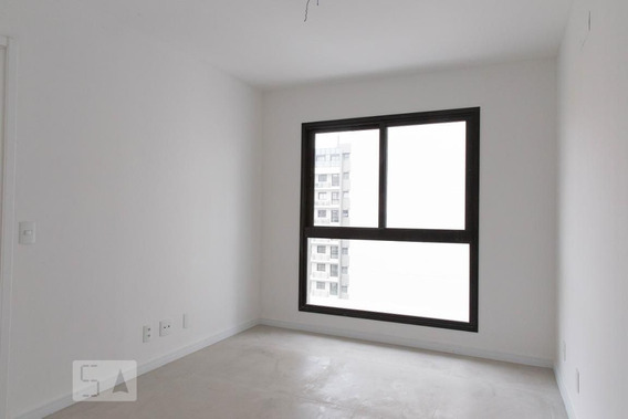 Apartamento No 12º Andar Com 1 Dormitório E 1 Garagem - Id: 892985308 - 285308