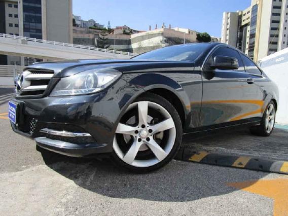 Mercedes-benz Clase C 2014 2p C 250 Coupe L4/1.6/t Aut
