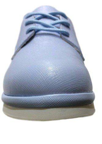 Tenis Feminino Oxford Celeste Azul Via Scarpa Estiloso 8851