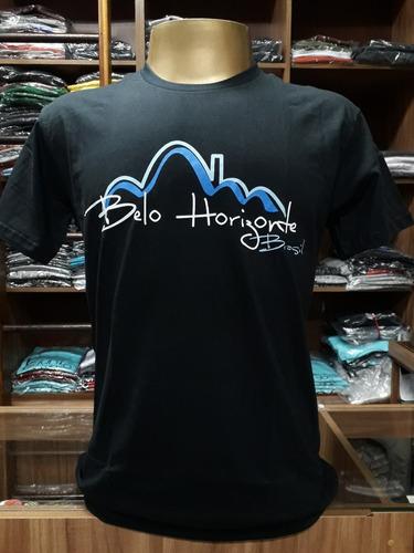 Imagem 1 de 4 de Camiseta Pampulha... Loja Postal De Minas