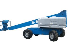 +plataforma De Elevación Genie S-60 Telescópica 2004