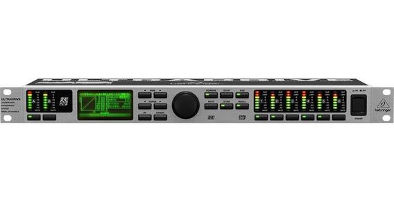 Dcx2496le Crossover Digital Behringer Ultradrive Dcx2496le