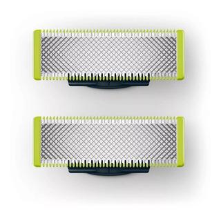 Repuestos De Cuchillas Philips Oneblade Qp220/50 Pack Doble