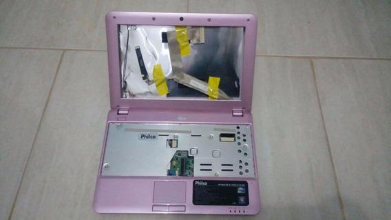Carcaça Completa Do Netbook Philco Phn 10054(leia O Anúncio)