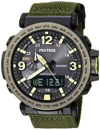 Relógio Casio Protrek Prg-600yb-3cr
