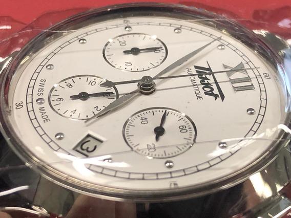 Relógio Tissot Heritage 1948 Cronógrafo Automático