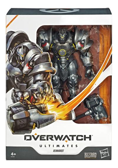 Overwatch Figuras Ultimates Reinhardt