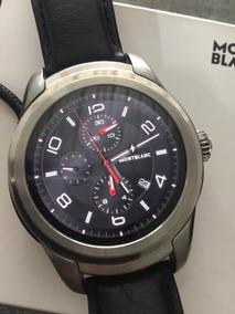 13ba66007010 Reloj Montblanc Summit Ms744517 - Relojes en Mercado Libre México