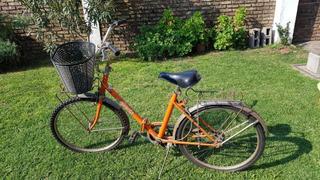 Bicicleta Marca Aurorita Original R24 Vintage.