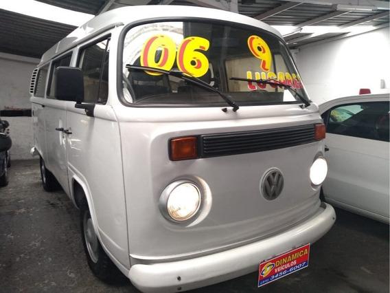 Volkswagen Kombi 1.4 Mi Std 8v Flex 4p Manual