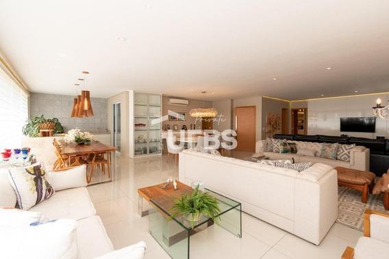 Apartamento Com 3 Dormitórios À Venda, 232 M² Por R$ 1.600.000 - Setor Marista - Goiânia/go - Ap2930