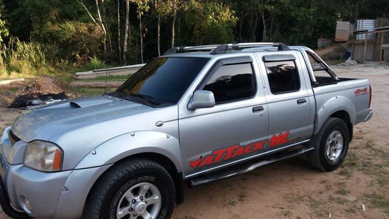 Nissan Frontier 2.8 Xe Cab. Dupla 4x4 4p 2003