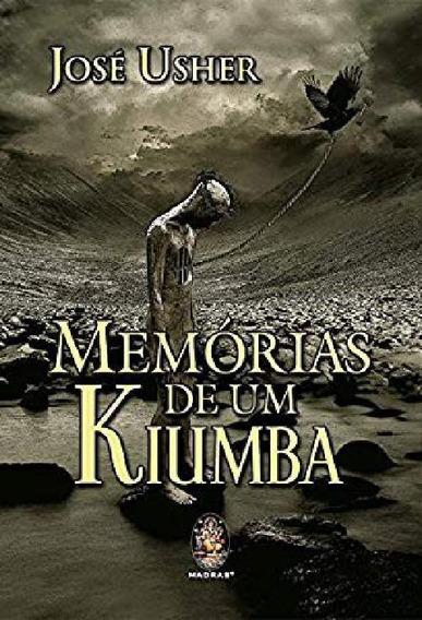 Livro Memórias De Um Kiumba