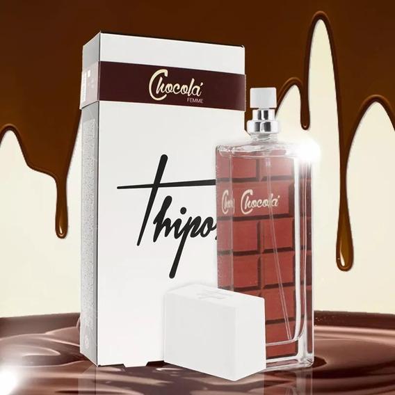 2 Perfumes Thipos Chocolá 55ml * Frete Grátis *