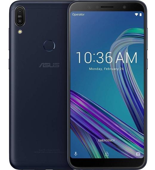 Celular Asus Zenfone Max Pro M1 32gb 6 3gb 13mp+5mp Preto