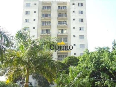 Apartamento Com 3 Dormitórios À Venda, 77 M² Por R$ 550.000 - Jardim Marajoara - São Paulo/sp - Ap0179