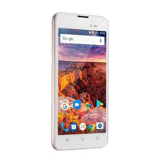 Smartphone Multilaser Ms50l 8gb 3g Dourado/branco Nb707