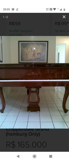 Piano Steinway & Sons Chippendale Grand (hamburg Only)