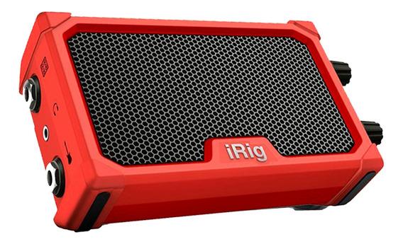 Micro Amplificador Irig Nano Com Interface - (red)-ik Multim
