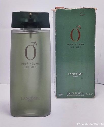 Perfume Ô De Lancome Pour Homme, 100ml. Extremamente Raro.