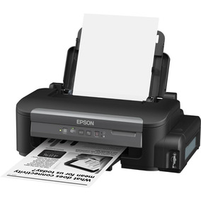 Impresora M105 Epson Monocromatica Wi Fi Usb Workforce