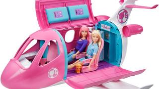 Avión Barbie Jet De Lujo Mattel Original Envío Hoy