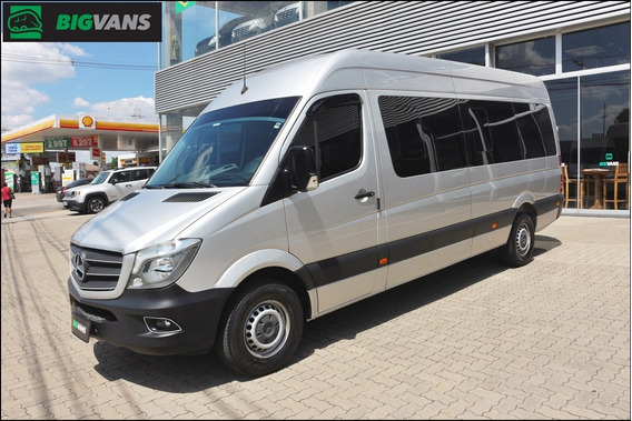 Sprinter 2017 415 Executiva Elite 19 Passageiros Prata 2277