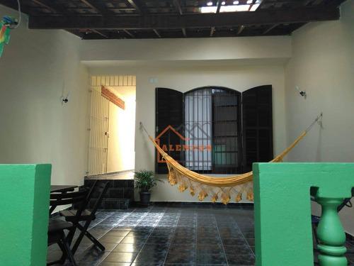 Casa À Venda, 70 M² Por R$ 320.000,00 - Jardim Norma - São Paulo/sp - Ca0008