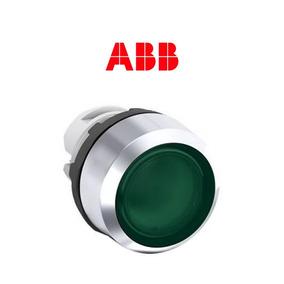 Botão Pulsador Mp1-11g Abb Verde