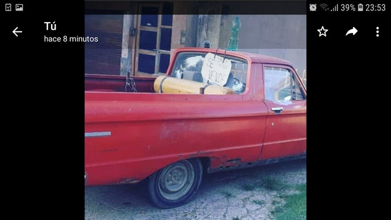 Ford Ford Ranchero Mod 80 Ranchero 221