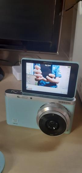 Câmera Mirrorless Samsung Nx Mini 20.5 Megapixel