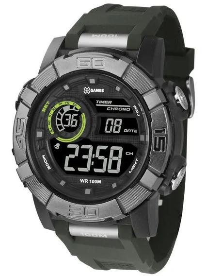 Relógio X-games Xmppd528 Pxex