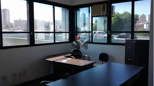 Imagem 1 de 7 de Sala Para Alugar, 45 M² Por R$ 700,00/mês - Centro - Ribeirão Preto/sp - Sa0183