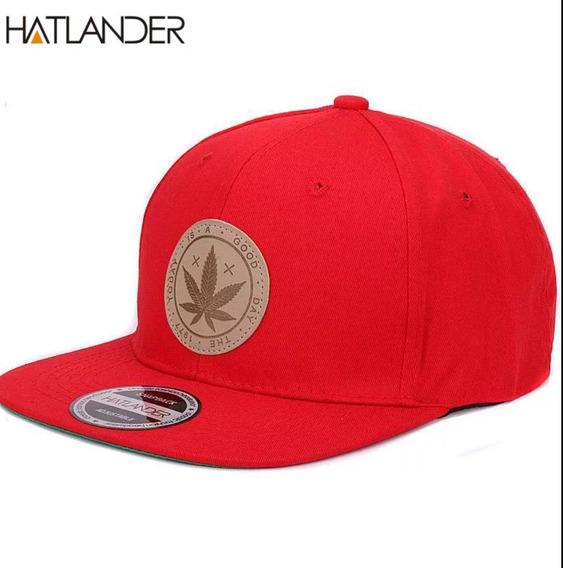 Oferta! Snapback Gorro Hatlander Weed Ajustable