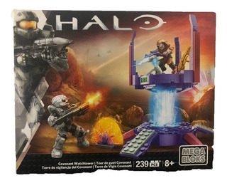 Megabloks Bloques De Construccion Halo Torre Vigia Covenant