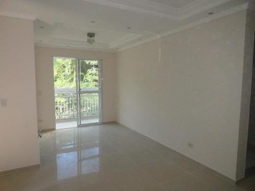 Apartamento À Venda, 55 M² Por R$ 240.000,00 - Morro De Nova Cintra - Santos/sp - Ap3362