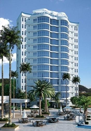 Imagem 1 de 30 de Apartamento Praia Brava Itajai - 77766