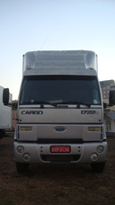 Ford Cargo 1722 Bau 9m Elevador Tras. Utilitarios Caranga