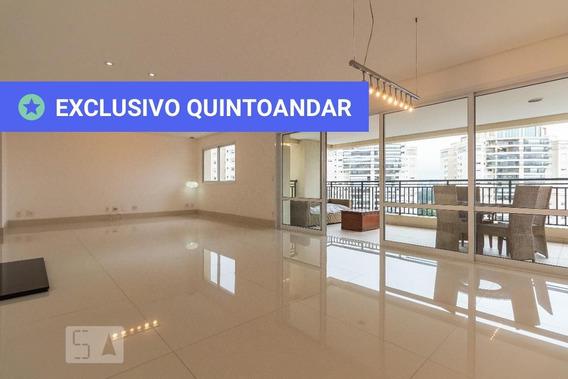 Apartamento No 23º Andar Com 4 Dormitórios E 4 Garagens - Id: 892875424 - 175424