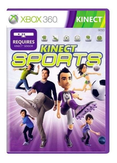 Jogo Kinect Sports- Xbox 360