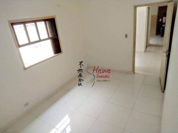Casa Com 2 Dormitórios À Venda, 47 M² Por R$ 218.000,00 - Jaraguá - São Paulo/sp - Ca0919