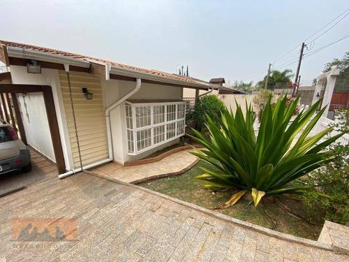 Imagem 1 de 23 de Casa À Venda, 162 M² Por R$ 850.000,00 - Jardim Do Sol - Campinas/sp - Ca2299