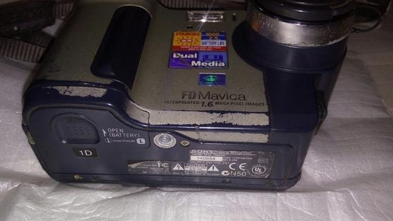 Camera Sony Mavica Fd92