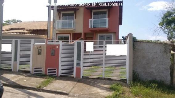 Casa Duplex Para Venda Em Volta Redonda, Roma, 2 Dormitórios, 2 Suítes, 1 Banheiro - C235